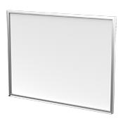 large whiteboard for your mobile office trailer